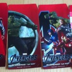 Avengers Ang Pow Envelopes