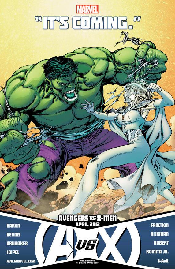 avengers vs x men hulk vs emma frost the incredible hulk engine