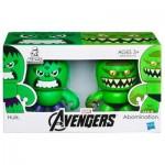 Incredible Hulk and Abomination Mighty Muggs