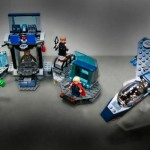 Lego Hulk Helicarrier Breakout The Avengers