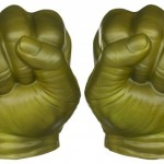 Incredible Hulk Gamma Green Smash Fists