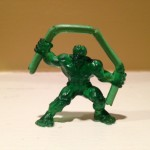 Handful of Heroes Hulk Clear Figure