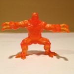 Handful of Heroes Bi-Beast Clear Figure