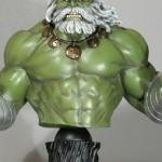 Maestro Hulk Bowen Designs Mini Bust