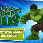 Marvel Super Hero Squad Online Game Hulk Avengers