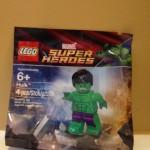 Incredible Hulk Lego Store Exclusive Figure