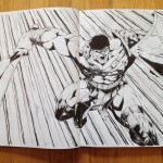 Jim Calafiore Planet Hulk Heroes Con Sketch