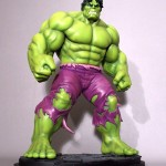Bowen Designs Savage Hulk Statue