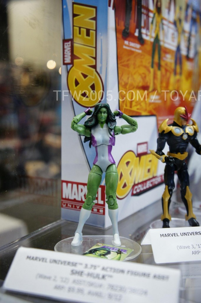 Marvel Universe She-Hulk SDCC