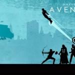 Avengers Box set Avengers movie