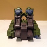 Flip & Attack Smasher Tank Hulk Action Figure Transformer Mode