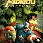 Avengers Assembly #9 Cover