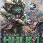 Indestructible Hulk Cover #1