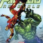 Avengers Assemble #11 cover