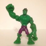 Playskool Incredible Hulk action figure