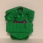 Playskool Incredible Hulk badge