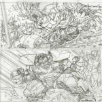 Walt Simonson Indestructible Hulk page