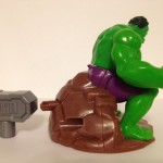 Incredible Hulk Widgets Wind-Up Toy
