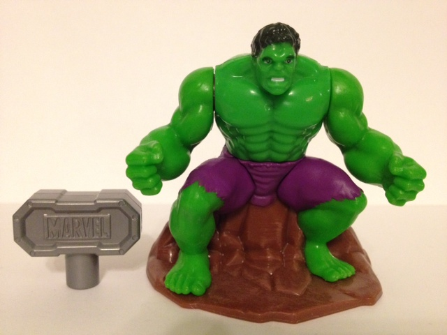 incredible hulk toys - photo #22