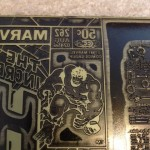 Incredible Hulk 262 Printing Plate