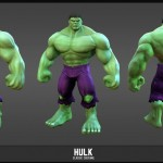 Hulk Classic Skin