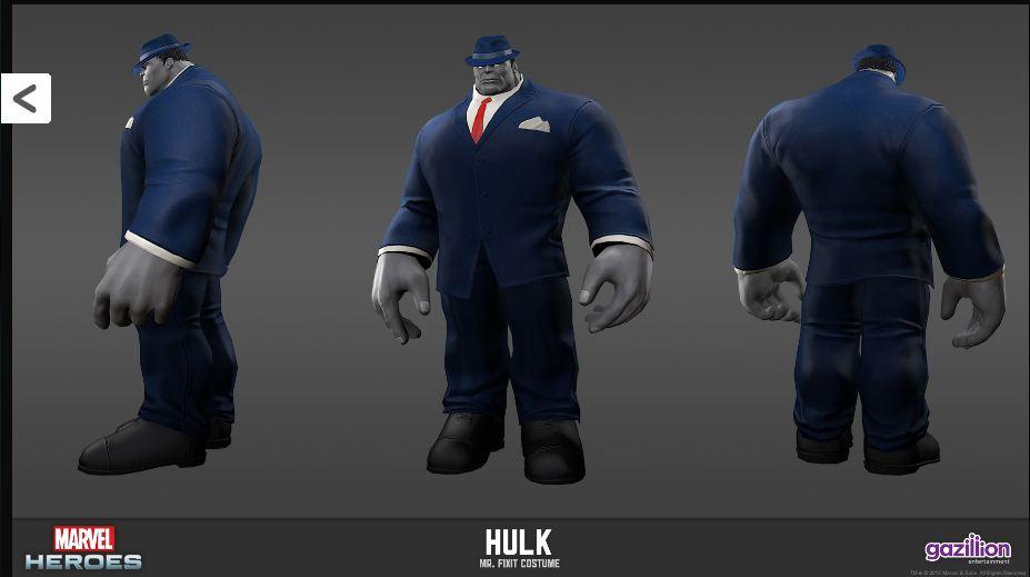 Joe Fixit Skin | The Incredible Hulk: Engine of Destruction
