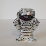 Incredible Hulk Platinum Chibis Figure