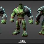 Planet Hulk Skin