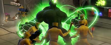 More Information on Marvel Heroes MMOG Including Final ...