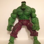 ToyBiz Icons Incredible Hulk Green Figure