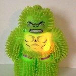 Incredible Hulk Wibbly Buddy Figure