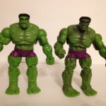 Classic Avengers Incredible Hulk and Variant