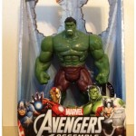 Incredible Hulk Avengers Gamma Slam Action Figure Packaging