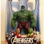 Incredible Hulk Avengers Gamma Slam Action Figure Packaging
