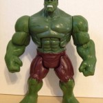 Incredible Hulk Avengers Gamma Slam Action Figure