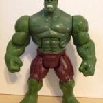 Incredible Hulk Avengers Gamma Slam Action Figure