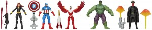 Disney Avengers Assemble Hulk Action Figure