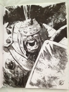 Planet Hulk Matteo Scalera