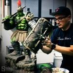 Sideshow Toy Planet Hulk Statue