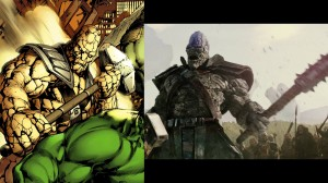 Korg Planet Hulk and THor 2 movie
