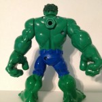 Marvel Heroes Fist Smashing Hulk Target