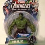 Smashing Hero! Incredible Hulk Avengers Assemble