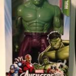 Titan Hero Series Incredible Hulk boxed