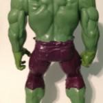 Titan Hero Series Incredible Hulk loose