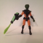 Avengers Assembly Radiation Rocket Leader Action Figure