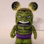 Disney Vinylmation Hulk Figure