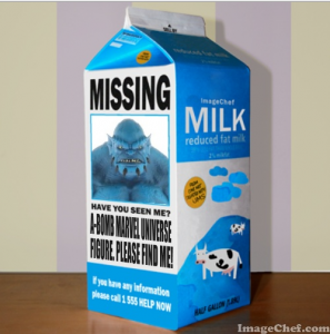 a-bomb figure milk carton