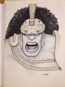 Kevin Maguire Planet Hulk