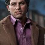 Hot Toys Incredible Hulk and Bruce Banner Action Figure set