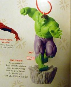 Hulk Hallmark